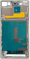 Передняя панель корпуса (рамка дисплея) Sony C6902 L39h Xperia  / C6903 Xperia Z1 / C6906 Xperia Z1 / C6943 Xperia Z1 White