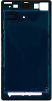 Передняя панель корпуса (рамка дисплея) Sony C6902 L39h Xperia  / C6903 Xperia Z1 / C6906 Xperia Z1 / C6943 Xperia Z1 Black