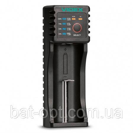Зарядное устройство для аккумуляторов VCH-U100 + Power Bank (Ni-Mh, Li-ion, LiFePO4, Ni-Cd)
