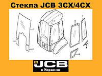 Стекла JCB 4CX