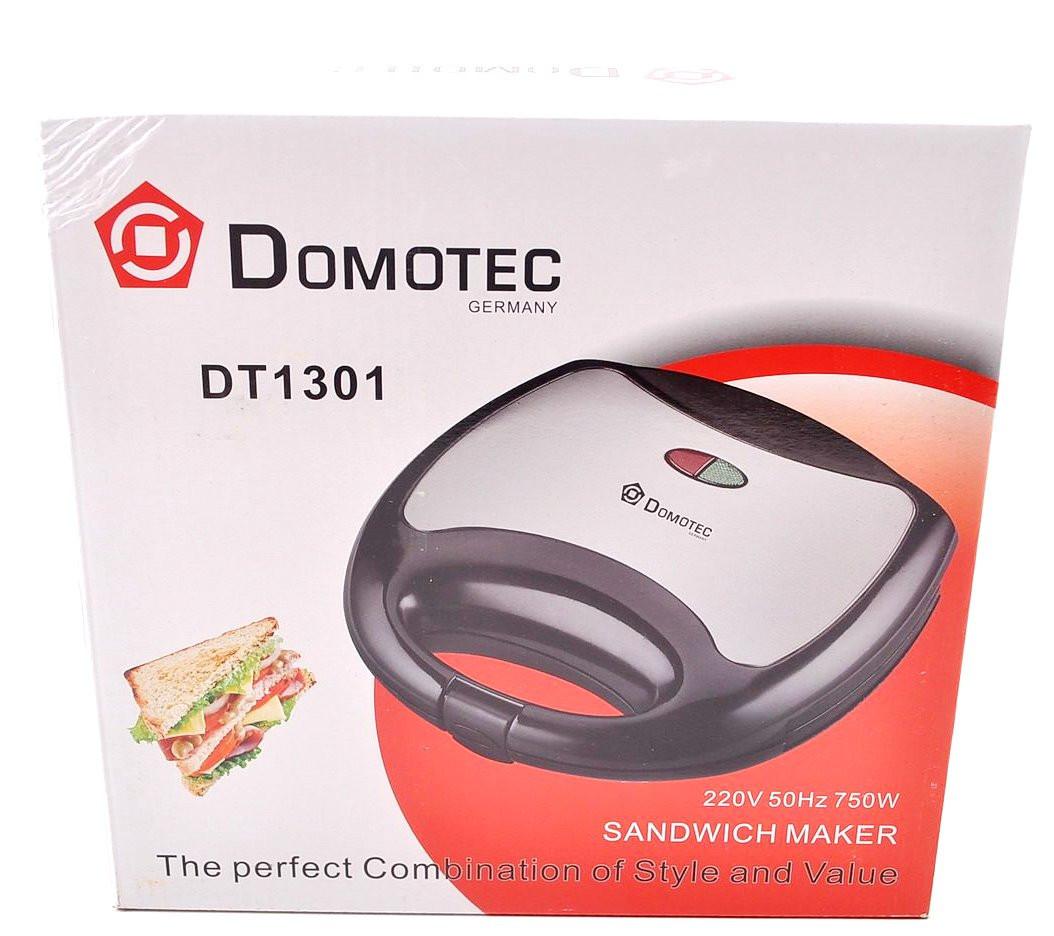 Гриль бутербродница тостер Domotec Германия