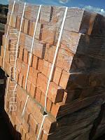 Кирпич шамотный Xарьков полнотелый м-200 (Сарны), фото 1