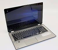 """Акция! Ноутбук Toshiba Satellite P55W-B5220 15,6"""" FullHD IPS i5-4210U 2,4Гц 8гб SSD240ГБ, фото 1"""