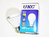 Светодиодная лампа LED LAMP E27 9W UKC, фото 2