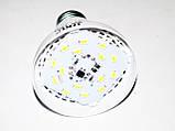 Светодиодная лампа LED LAMP E27 9W UKC, фото 3