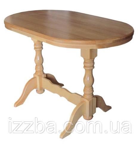 Стол из дерева с точеные ногами
