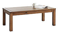 Столик журнальный (кофейный) коричневый 60x120см