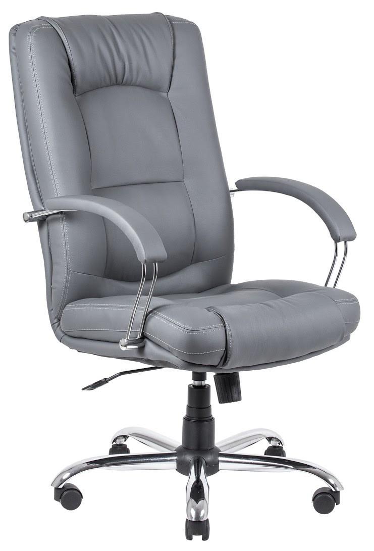Компьютерное Кресло Альберто (Хром) 1кат