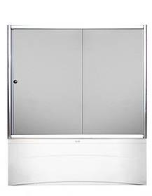 Шторы для ванн KO&PO F 150S-2 150x140