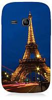 Чехол для Samsung gt-s6312/6310 galaxy young (Париж)