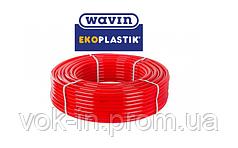 Труба для теплого пола  16х2 Wavin Ekoplastik PEX-В OXYstop EVOH