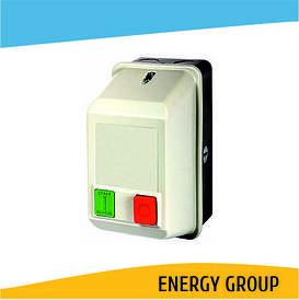 Магнитный пускатель e.industrial.ukq 9-85 А