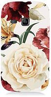 Чехол для Samsung gt-s6312/6310 galaxy young (Розы)