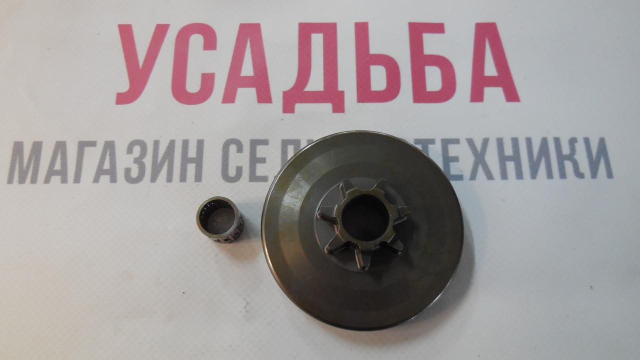 Барабан муфты сцепления на бензопилу 0.325 Vitals,Sadko, Foresta, Днипро, Кентавр, Forte, Бригадир