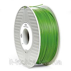 3d verbatim 3d printer filament pla 1.75mm 1kg green 55271 (55271)