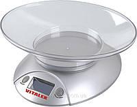 Кухонные весы до 3 кг Vitalex VT-300