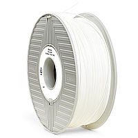 3d verbatim 3d printer filament pla 1.75mm 0.75kg white 55285 (55285)