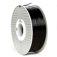 3d verbatim 3d printer filament pla 1.75mm 0.75kg black 55284 (55284)