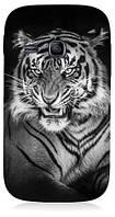 Чехол для Samsung gt-s6312/6310 galaxy young (Тигр)