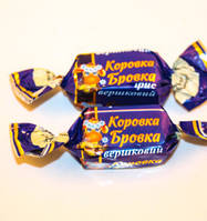 Конфеты ирис сливочный Коровка Бровка 2кг. ТМ Балу