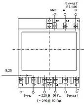 Е854/6-Ц - измерительный преобразователь переменного тока (цифровой), фото 2