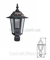 Парковый светильник на столбик DELUX PALACE A03, фото 1