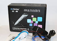 Myriwell горячая 3D Ручка принтер Рисует в воздухе 10 м. проволки в подарок