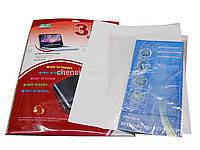 Защитная пленка для ноутбука 3 в 1 AX-301, пленка на клавиатуру/матрицу/заднюю крышку
