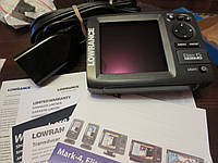 Эхолот-картплоттер Lowrance Elite 5 CHIRP Refurbished