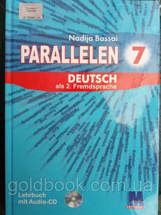 Німецька мова  7 клас підручник Parallelen