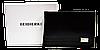 Кожаный мужской кошелек BEIDIERKE черный QAQ-000915