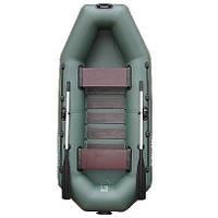 Лодка двухместная надувная Sport-boat L260 LS серия Лагуна.
