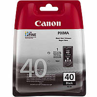 Canon 40, Картридж Canon PG-40 Black (Черный) (0615B025)