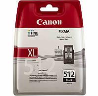 Canon 512, Картридж Canon PG-512 Black (Черный) повышенной емкости (2969B007)