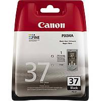 Canon 37, Картридж Canon PG-37 Black (Черный) (2145B005)