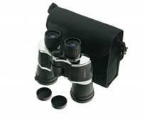 Бинокли, монокли, телескопы. Бинокль Comet 10x50, хром, чехол в комплекте. Качественная оптика.