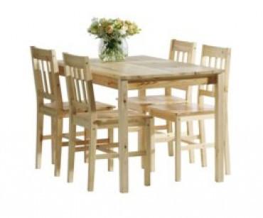 Обеденные группы (комплекты столы и стулья)