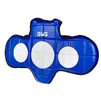 Защита на грудь (корпус) BWS (р.S, синий)