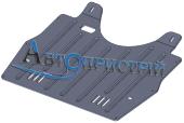 Защита двигателя и КПП OPEL ASTRA  GTC  20011--