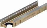 Низкий канал с кромкой из нержавеющей стали ACO Multiline V 150 с отводом DN110