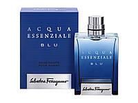 Acqua Essenziale Blu Salvatore Ferragamo 50ml для мужчин