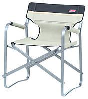 Кресло Складное Coleman Deck Chair (Khaki) (204065)
