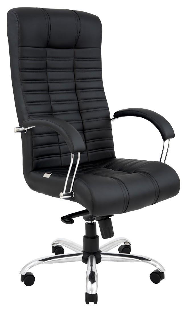 Компьютерное Кресло Атлант (Хром) 1кат