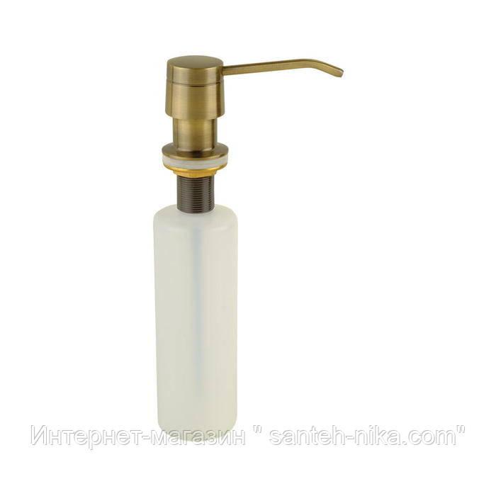Дозатор жидкого мыла встраиваемый Veragio Sbortis VR.SBR-8441.BR