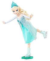 Интерактивная кукла Дисней Эльза на коньках, Холодное Сердце, фото 1