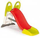 Горка детская пластиковая Smoby 150 см спуск для детей, фото 3