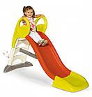 Горка детская пластиковая Smoby 150 см спуск для детей, фото 4