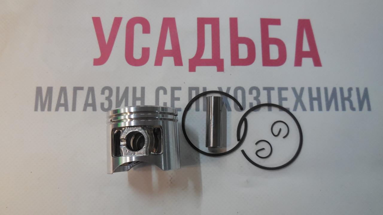 Поршень в зборі d=45 на бензопилу Vitals,Sadko, Foresta, Дніпро, Кентавр, Forte, Бригадир