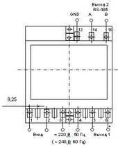 Е855/8-Ц - Измерительный преобразователь напряжения переменного тока (цифровой), фото 2