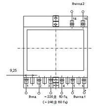 Е855/8-Ц - Измерительный преобразователь напряжения переменного тока (цифровой), фото 3